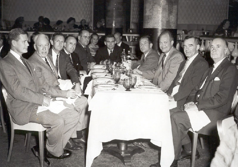Offshore conference 1956
